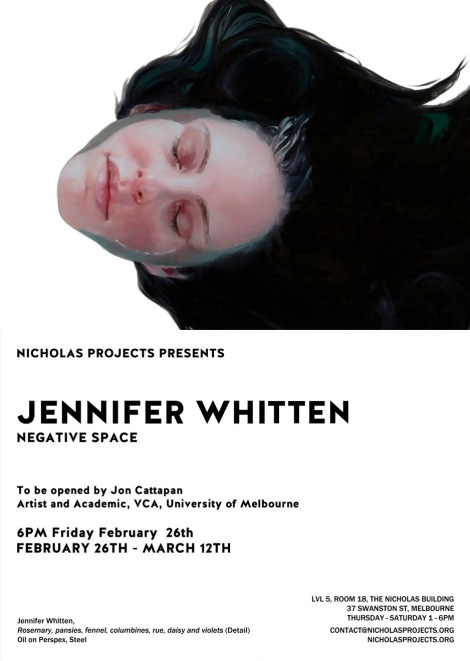 Jenwhitten website flyer