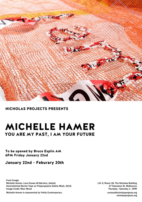 Michelle Hamer ws stacked